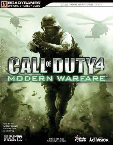 Call of Duty 4: Modern Warfare Official Strategy Guide (Call Of Duty 4 Modern Warfare Price)