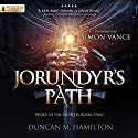 Jorundyr's Path: Wolf of the North, Book 2 Audiobook by Duncan M. Hamilton Narrated by Simon Vance