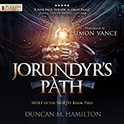 Jorundyr's Path: Wolf of the North, Book 2 | Duncan M. Hamilton