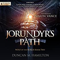 JORUNDYR'S PATH: WOLF OF THE NORTH, BOOK 2