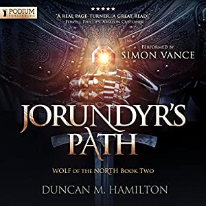 Jorundyr's Path Audiobook