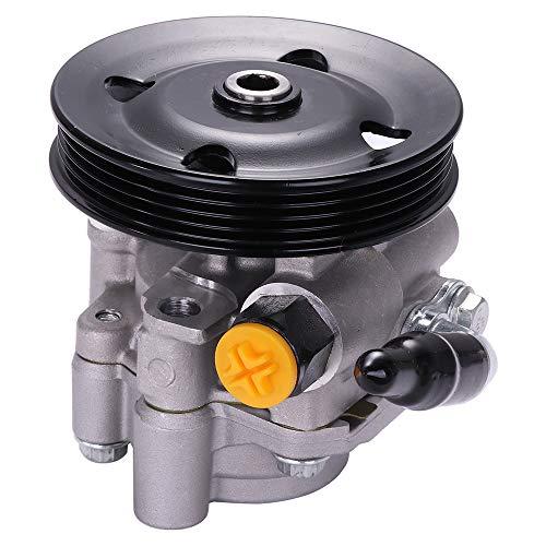 ECCPP 21-5287 Power Steering Pump Power Assist Pump Fit for 2002-2003 Lexus ES300, 2004-2006 Lexus ES330, 2002-2006 Toyota Camry