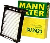 Mann-Filter CU 2423 Cabin Filter for select  Land Rover models