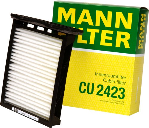 Mann-Filter CU 2423 Cabin Filter for select  Land Rover models