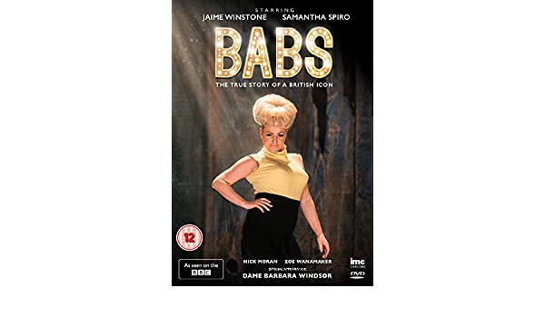 Amazon com: Babs 'The True Story of a British Icon - Barbara