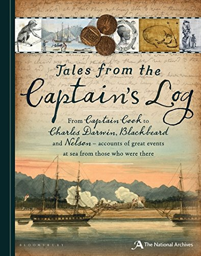 Tales from the Captain's Log [National Archives] (Tapa Dura)