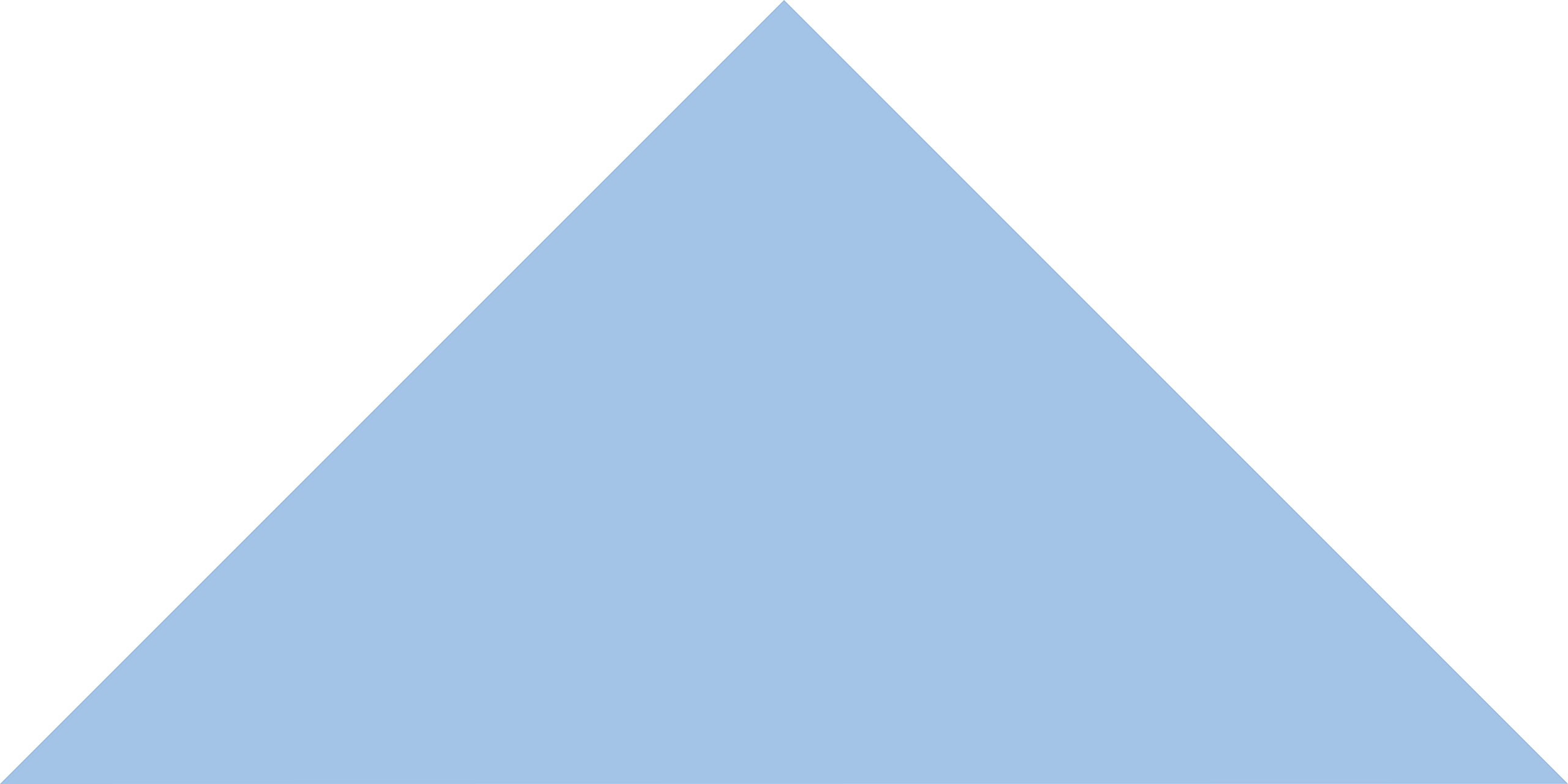 Powder Blue Small Triangle Wall Pattern - Set of 20 - Pattern Vinyl Wall Art Decal for Homes, Offices, Kids Rooms, Nurseries, Schools, High Schools, Colleges, Universities