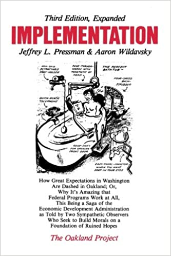 case study by pressman and wildavsky