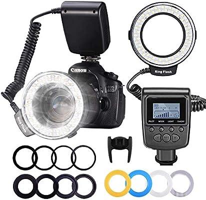 Yongnuo YN-900 Luz de vídeo LED de fotos de estudio para Canon 7D 5D III 550D 650D 60D