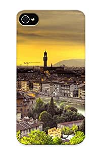 Emersonfong Faddish Phone Landscapes Case For Iphone 4/4s / Perfect Case Cover