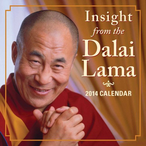 Insight from the Dalai Lama 2014 Day-to-Day Calendar