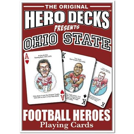 Ohio State Football Game Score (Hero Decks - Ohio State - Playing Cards)