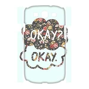 COMEON Okay Okay Customized Gifts Hard 3D Case For Samsung Galaxy S3 I9300