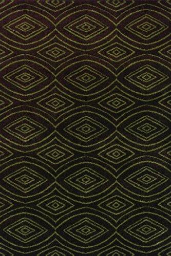 Dalyn Rugs RD715 Radiance Area Rug, 9-Feet 6-Inch by 13-Feet 2-Inch, (Radiance Chocolate Rug)