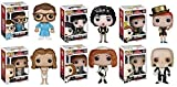 Rocky Horror Picture Show Janet Weis, Dr. Frank, Magenta, Brad Major, Riff Raff, Columbia Toy Figures Set of 6