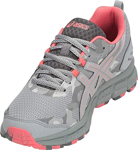 ASICS Gel-Scram 4 Women's Running Shoe, Mid Grey/Stone Grey, 5 B(M) US by ASICS (Image #2)