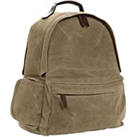 ONA - The Bolton Street - Camera Backpack - Field Tan Waxed Canvas (ONA5-022RT)