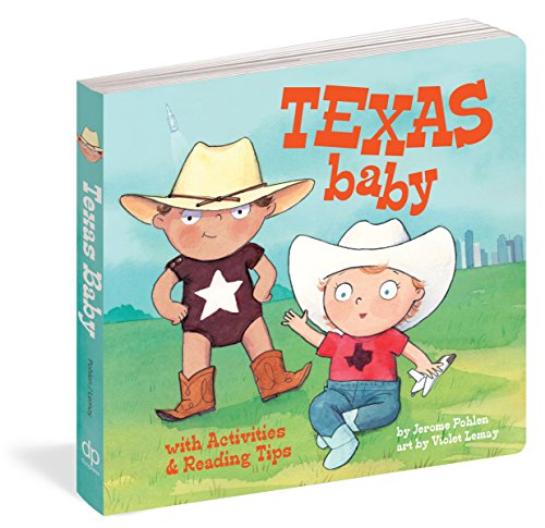 Texas Baby (Local Baby Books)
