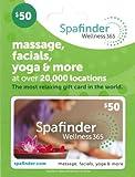 Spafinder Wellness 365 Gift Card $50