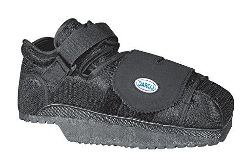 Darco Heel Wedge Healing Shoe, (Large Heel Shoes)
