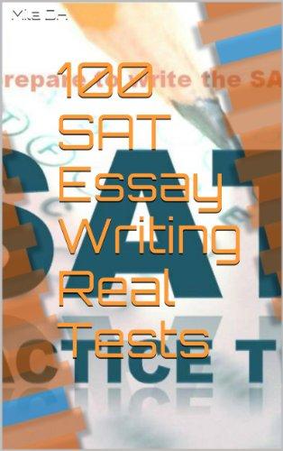 Download 100 SAT Essay Writing – Real Tests Pdf