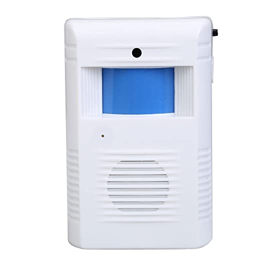 Shop Store Home Welcome Chime Motion Sensor Wireless Alarm Entry Door Bell New