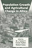 Population Growth and Agricultural Change in Africa (Carter Lecture)