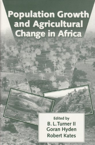 Population Growth and Agricultural Change in Africa (Carter Lecture) by Brand: University Press of Florida