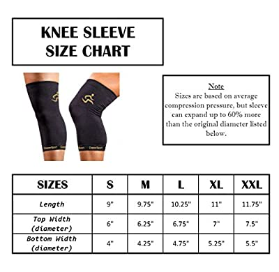 CopperSport Copper Compression Knee