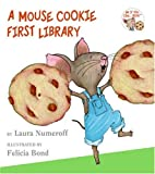 A Mouse Cookie First Library, Laura Joffe Numeroff, 0061174793