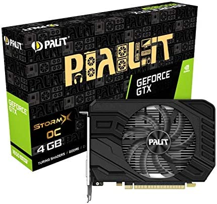 GeForce GTX 1650 SUPER 4GB GDDR6, DisplayPort, HDMI, Dual-Link DVI-D