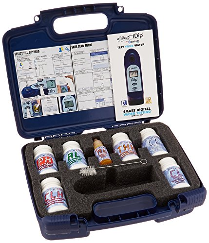 Photometer Water (eXact iDip Photometer 486101-TW Tap Water Reagent Starter Kit without Meter)