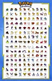 Pokemon: The First Movie - Movie Poster - 11 x 17 MasterPoster Print, 11x17