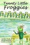 img - for Twenty Little Froggies book / textbook / text book