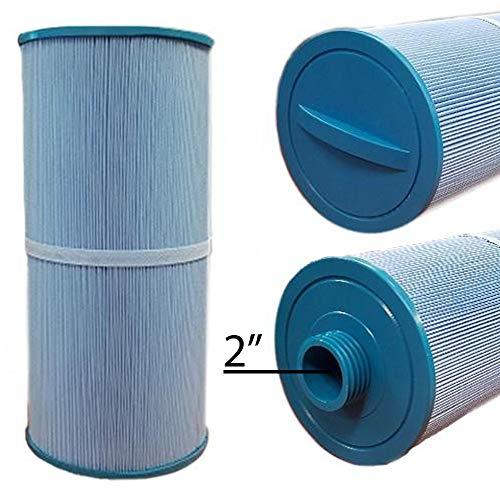 (Quick Spa Parts FIL75-7D155H2MCT-3 Spa Filter, Blue)