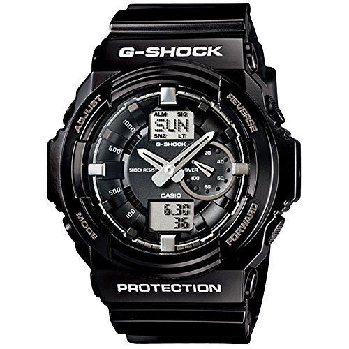 Casio GA 150BW 1ADR G shock Crystal Watch