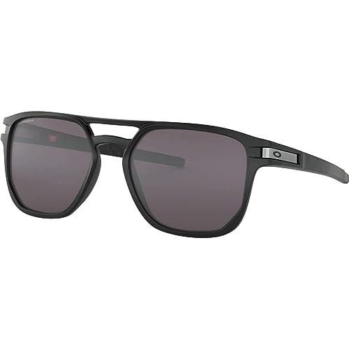 23d14721664a0 Oakley Men s Latch Beta Non-Polarized Iridium Square Sunglasses ...