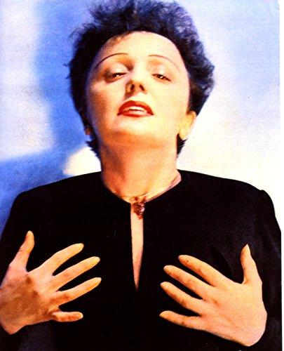 Edith Piaf 8x10 Photo #S0600
