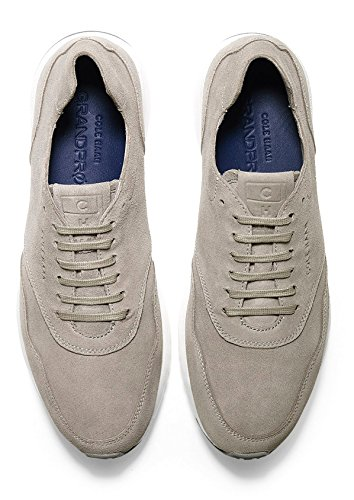 Grandpro Deconstructed Men's Ironstone Cole Suede Haan Runner Sneakers wxZEOqf
