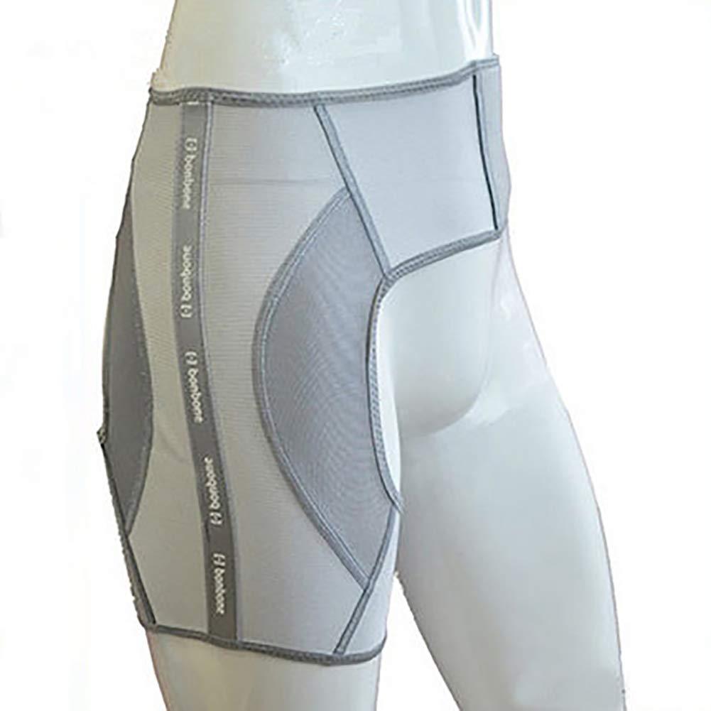 Hip Brace - Groin Support for Sciatica Pain Relief Thigh Hamstring Quadriceps Hip Arthritis - Sciatica Brace SI Belt Men Women,M by SUN RDPP Hip & Waist Supports