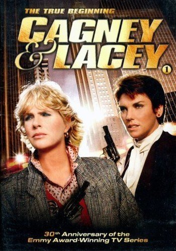 DVD : Cagney & Lacey: The Complete Series (Boxed Set, 23PC)