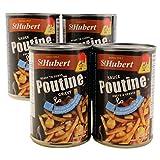 St-Hubert Salt-Reduced Poutine Gravy 398ml (4 pack) / Sauces à poutine St-Hubert moins de sel 398ml (paquet de 4)