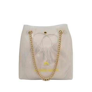 Mujeres Crossbody Bolsas Joker Chain Bag Moda Hombro Bolsa ...