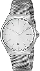 Skagen Sundby Steel Mesh Watch