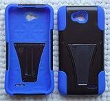 TSTAND Blue Phone Case Cover for LG Optimus L90 / D410 D405 D405N D415