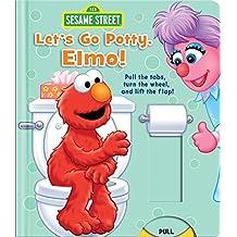 Sesame Street: Let's Go Potty, Elmo!