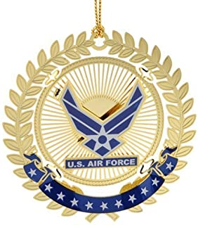 product image for ChemArt United States Air Force Logo Ornaments