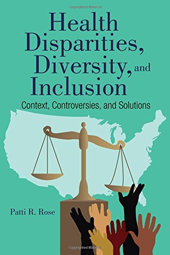 1284090167 – Health Disparities, Diversity, and Inclusion: Context, Controversies, and Solutions