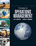 Principles of Operations Mangement 9780132449755