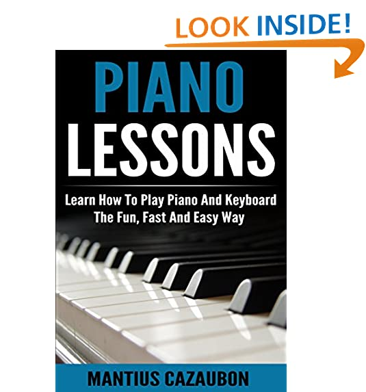 Learn To Play Keyboard Amazon